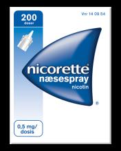 Nicorette® Næsespray